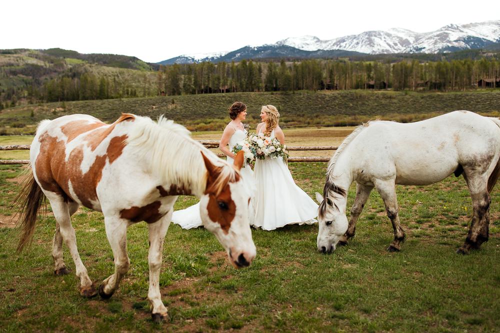 Devils Thumb Ranch Wedding - Denver Same Sex Wedding Photographer -59.jpg