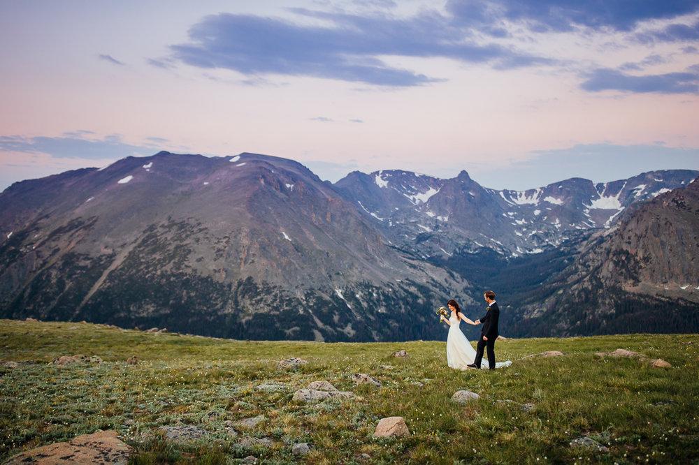 Rocky Mountain National Park Elopement - Trail Ridge Road -21.jpg