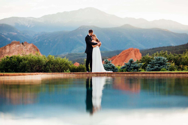 Garden Of The Gods Resort Wedding