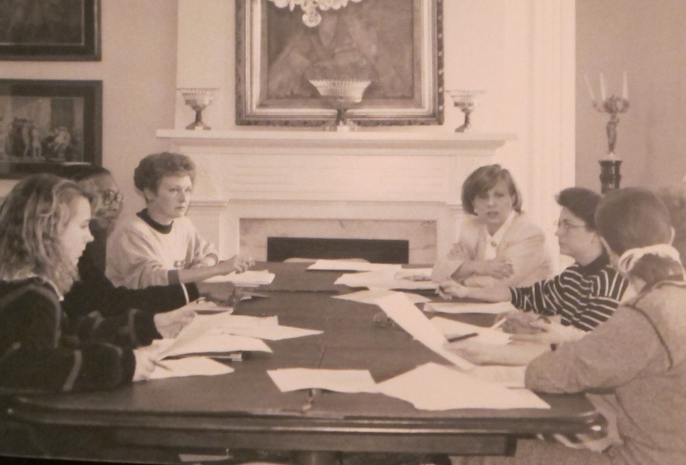 JLA meetings have been a regular occurrence since the house was opened to the public May 23, 1969.
