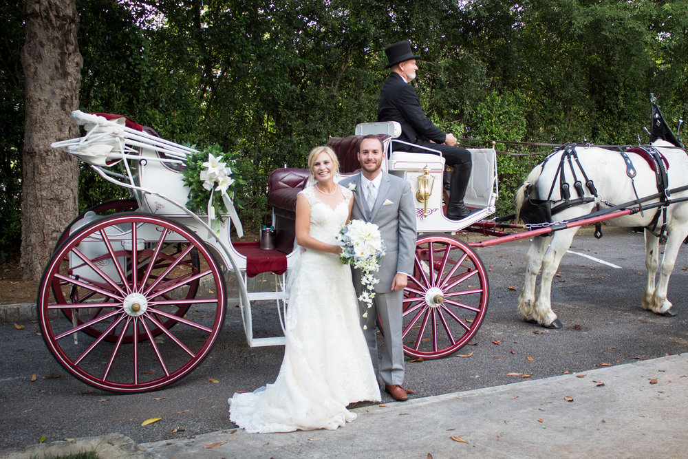 This might be the most excited anyone's ever been, TBH  Back When Carriage Rides Photo: Teresa McGraw, Jaksnap Photography