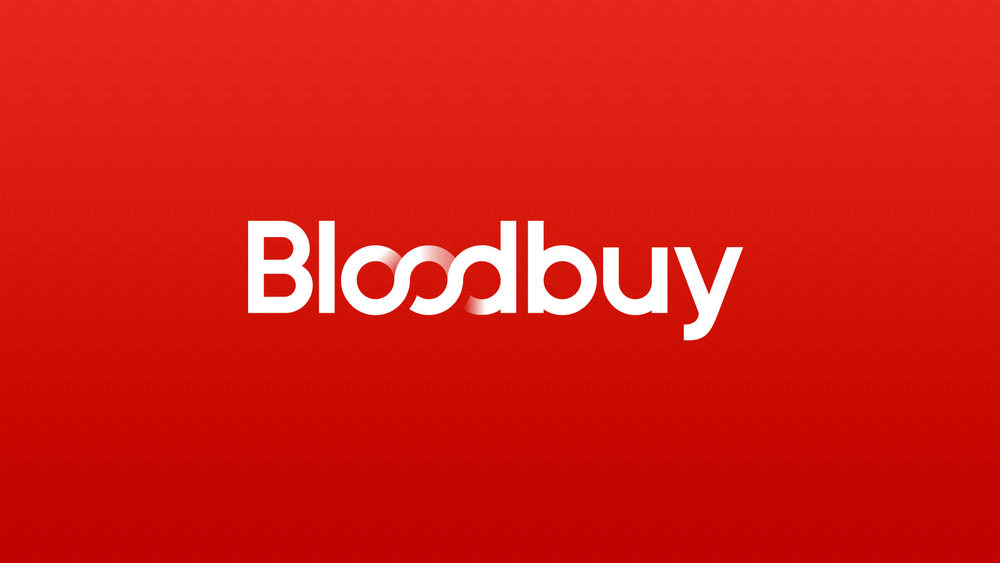 Bloodbuy Logo Design