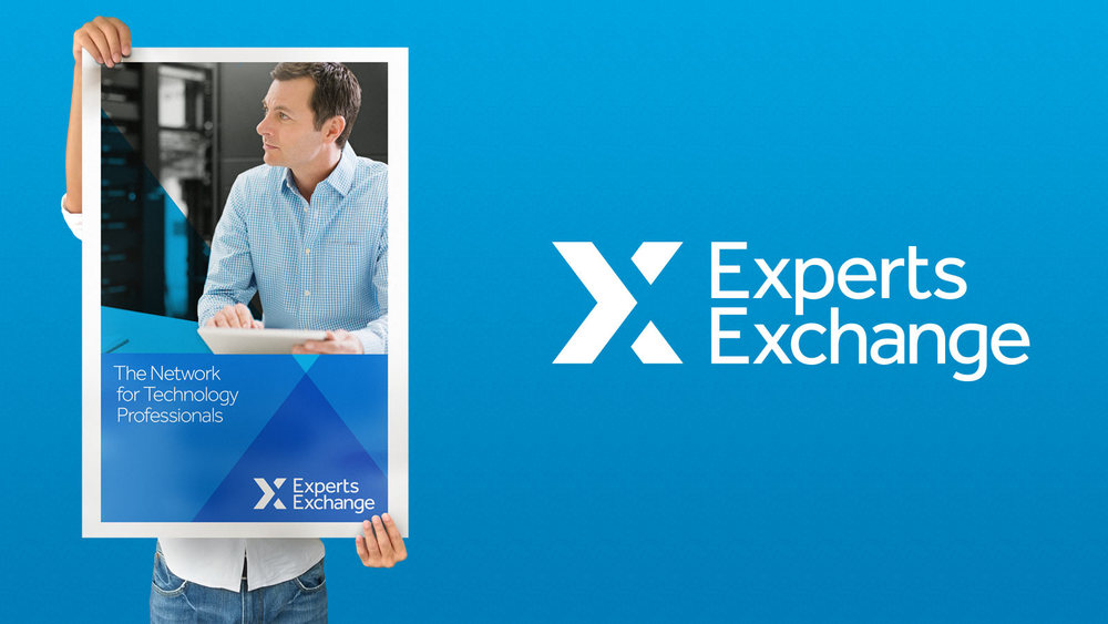 Experts Exchange Marketing Collateral