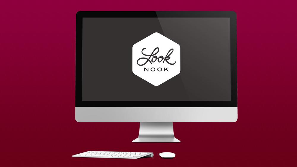 LookNook Logo Design