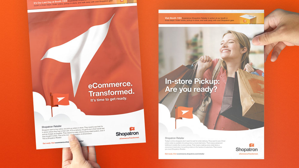 Shopatron Marketing Collateral