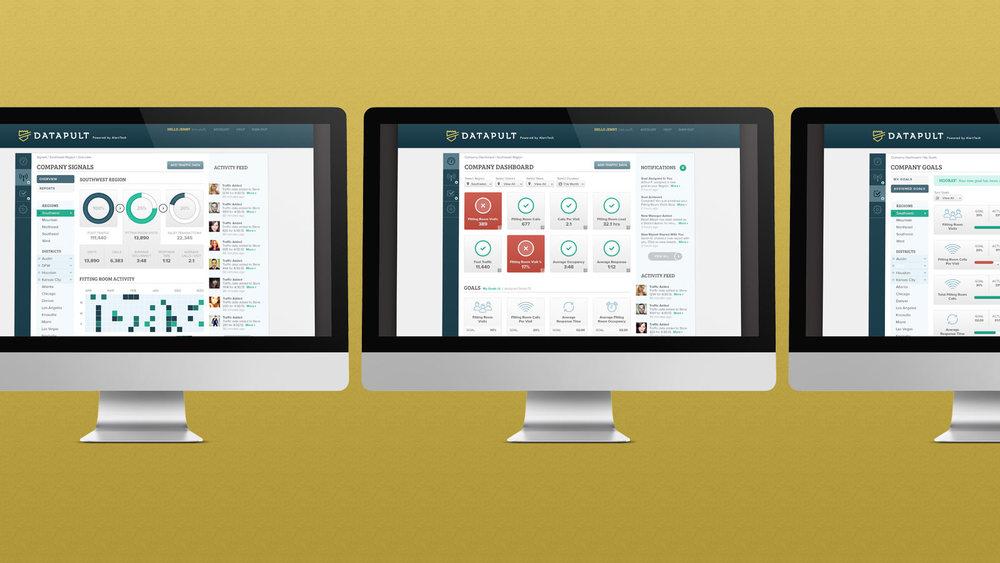 Website Design for http://alerttech.net