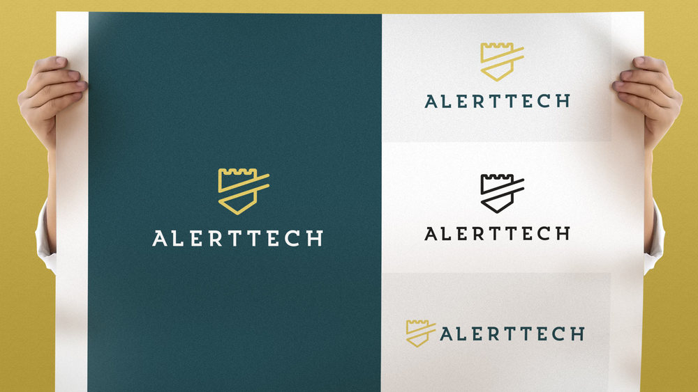 AlertTech Brand Style Guide