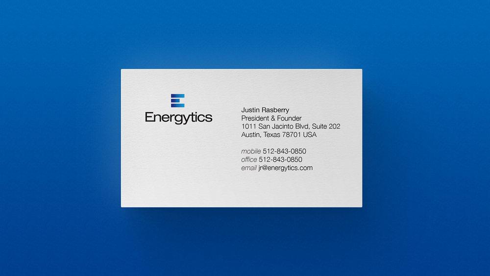 Energytics Brand Collateral