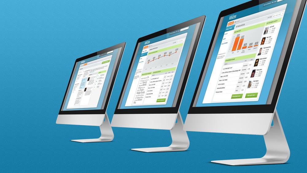 Socialware Website Design
