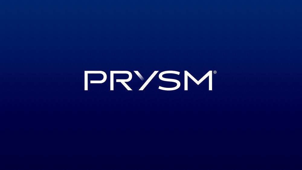 Prysm Logo Design