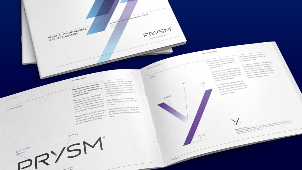 Prysm Brand Style Guide