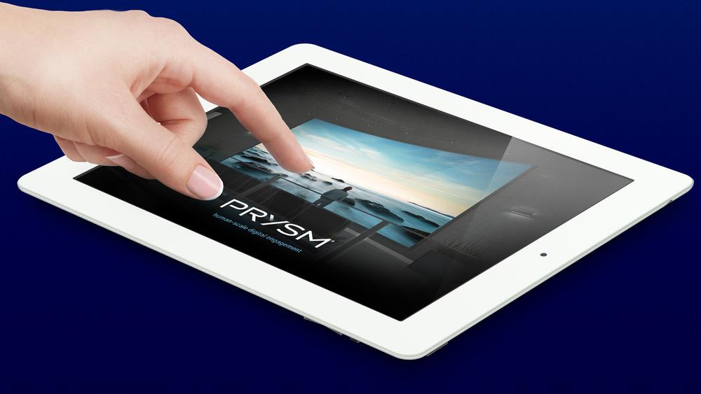 Prysm iPad Application Development