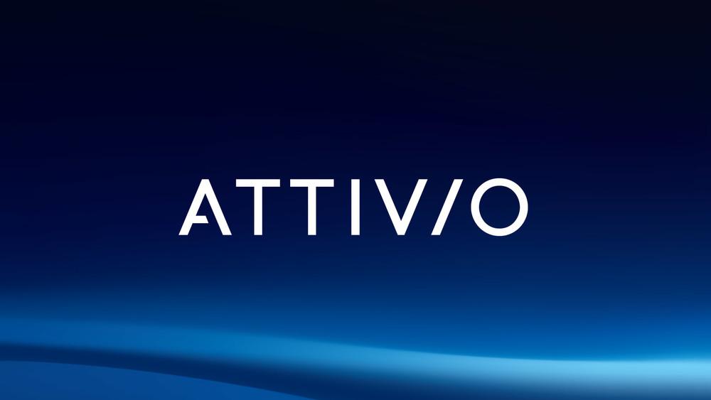 Attivio Logo Design