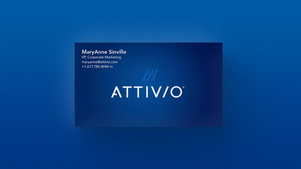 Attivio Business Card