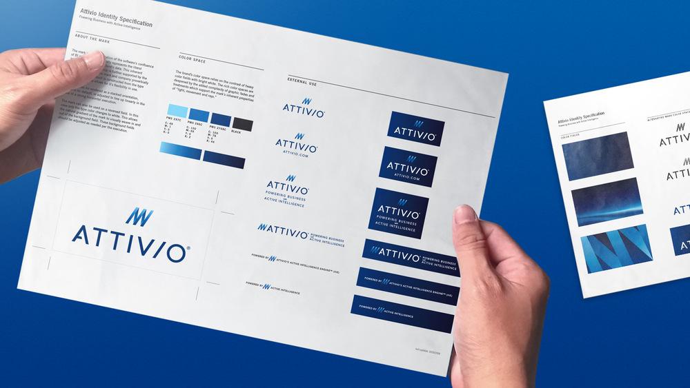 Attivio Brand Style Guide