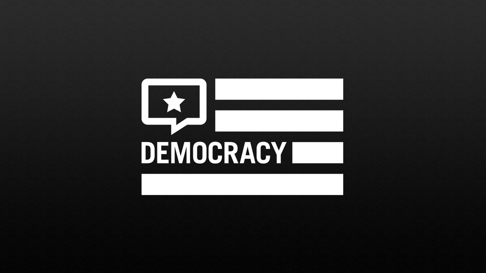 Democracy Logo Design