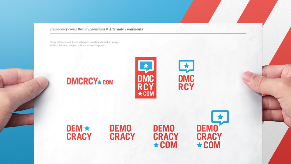 Democracy.com Brand Style Guide