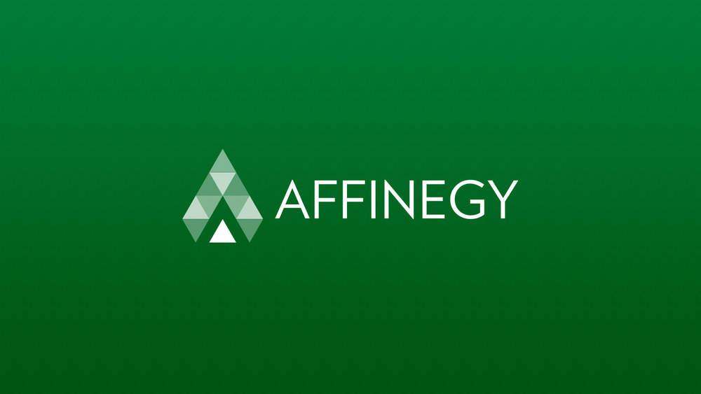 Affinegy Logo Design