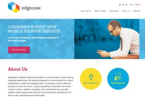 Meet Edgecase — The Tactile Retail Portal
