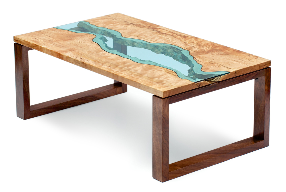 River Coffee Table No. 1