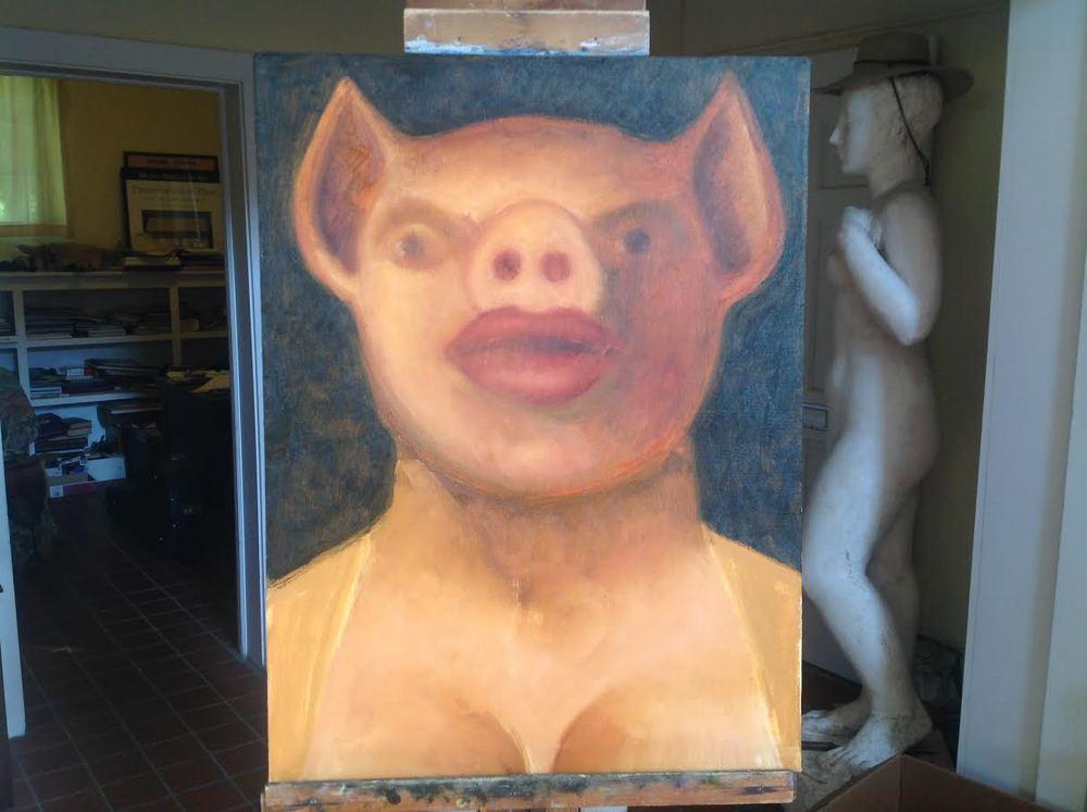Pig Series, 2014