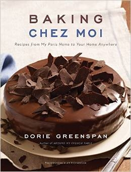 Dorie Greenspan's new cookbook, Baking Chez Moi, available here.