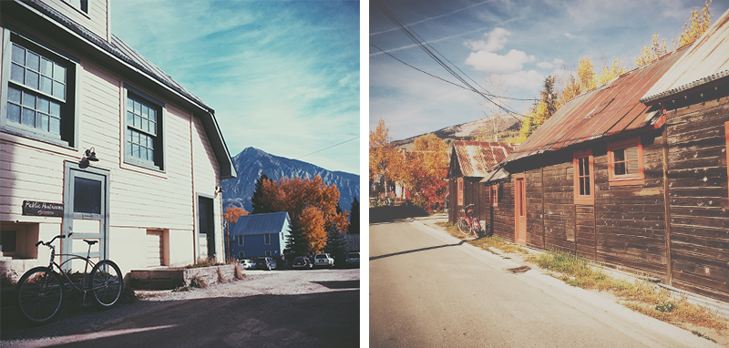 Crested Butte, CO town | finicky designs