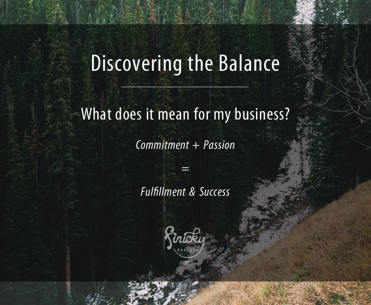 What does good work-life balance do for my business? | finicky designs