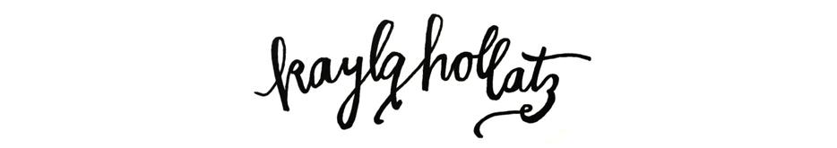 Kayla Hollatz logo