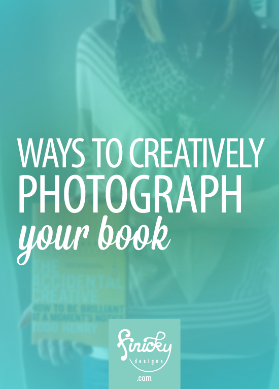 Ways to Creatively Photography Your Book (+ lots of inspiration!)