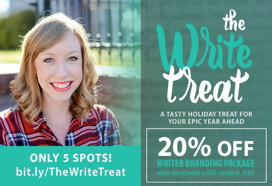 The Write Treat - Only 5 Spots open!
