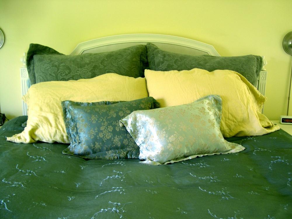 Bed Linen Detail