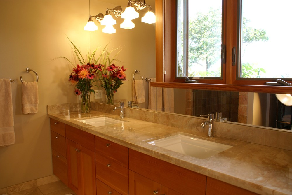 Master Bath Mini Facelift