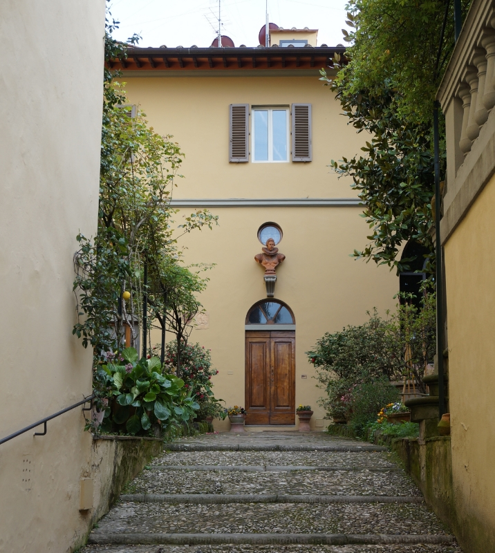 A building in San Niccolo'