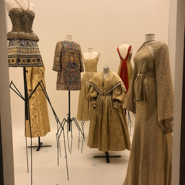 The Costume Gallery at Palazzo Pitti