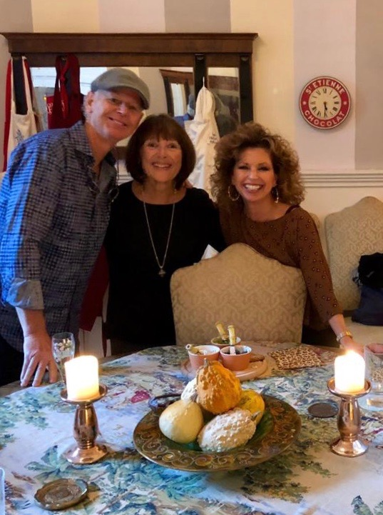 My stepbrother, Jay, and his wife, Joan included Florence in their 5 week stay in Italy.