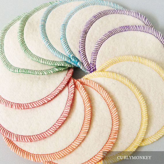 These reusable cotton rounds from  Curly Monkey  are the perfect, multipurpose gift. They are excellent and sustainable substitutes for cotton balls and rounds. Use them to remove makeup and apply toner and then toss them in the washer to use again and again!