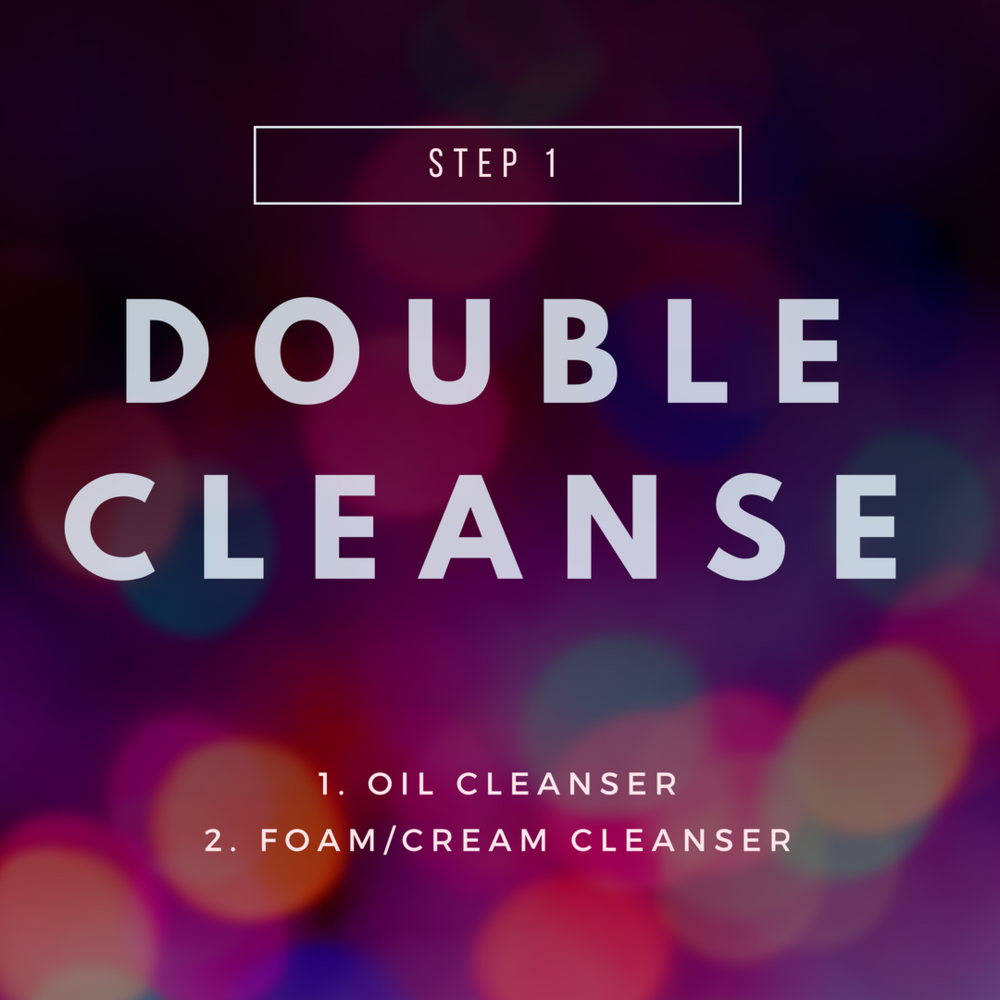 - Oil cleansing is perfect to remove makeup and make sure there's no leftover residue from the day. After breaking up the makeup, a foaming or cream cleanser finishes the job without completely stripping your skin of moisture.1. Province Apothecary Moisturizing Cleanser + Makeup Remover2. The Saem Natural Condition Cleansing Foam or  Pixi Beauty Glow Mud Cleanser