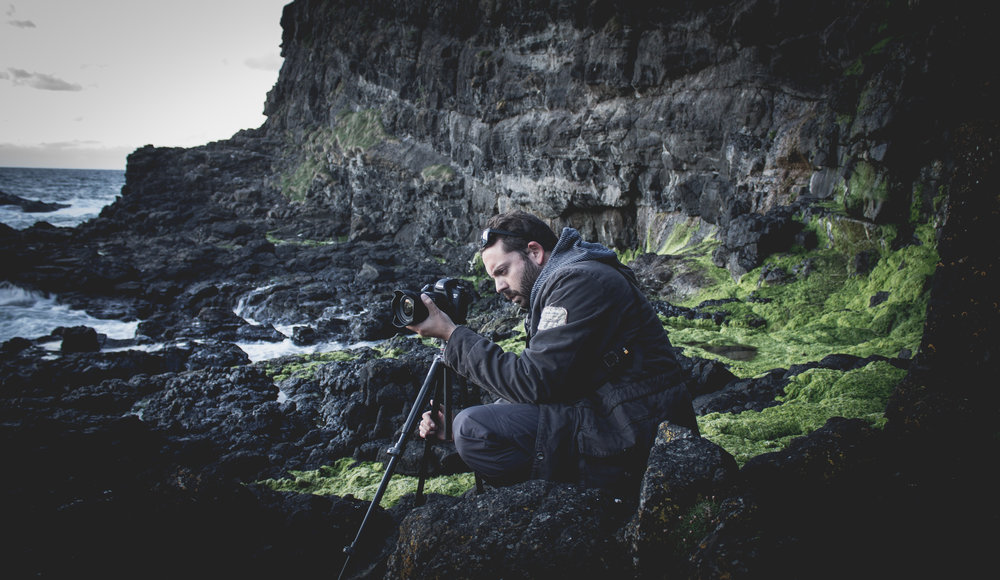 Shooting in Northern Ireland - Spring 2015