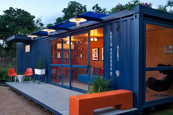 shipping container homes - Containers As Homes