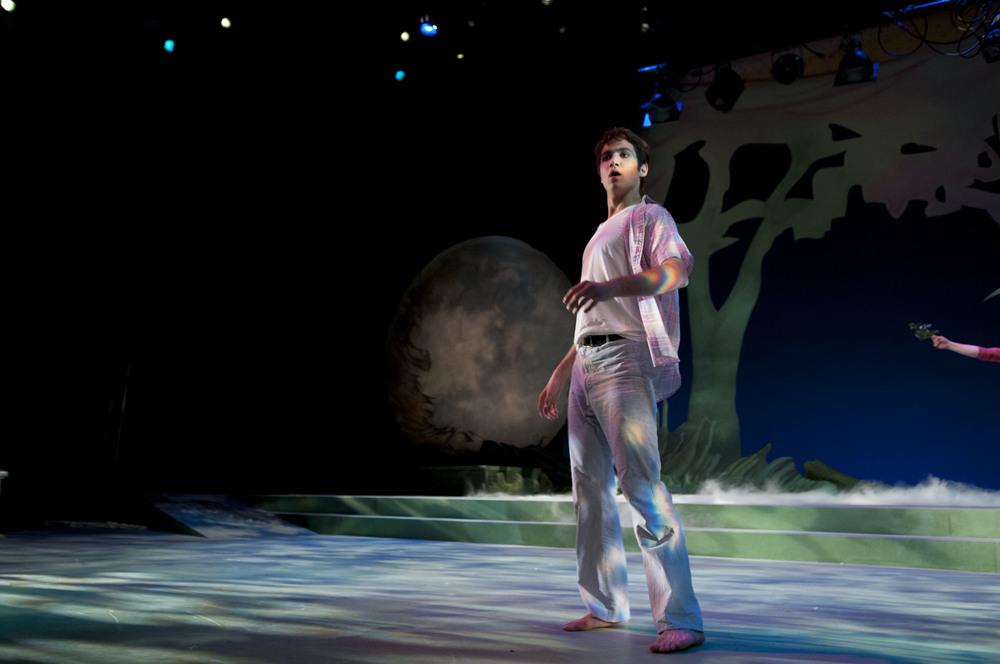 Lysander in A Midsummer Night's Dream