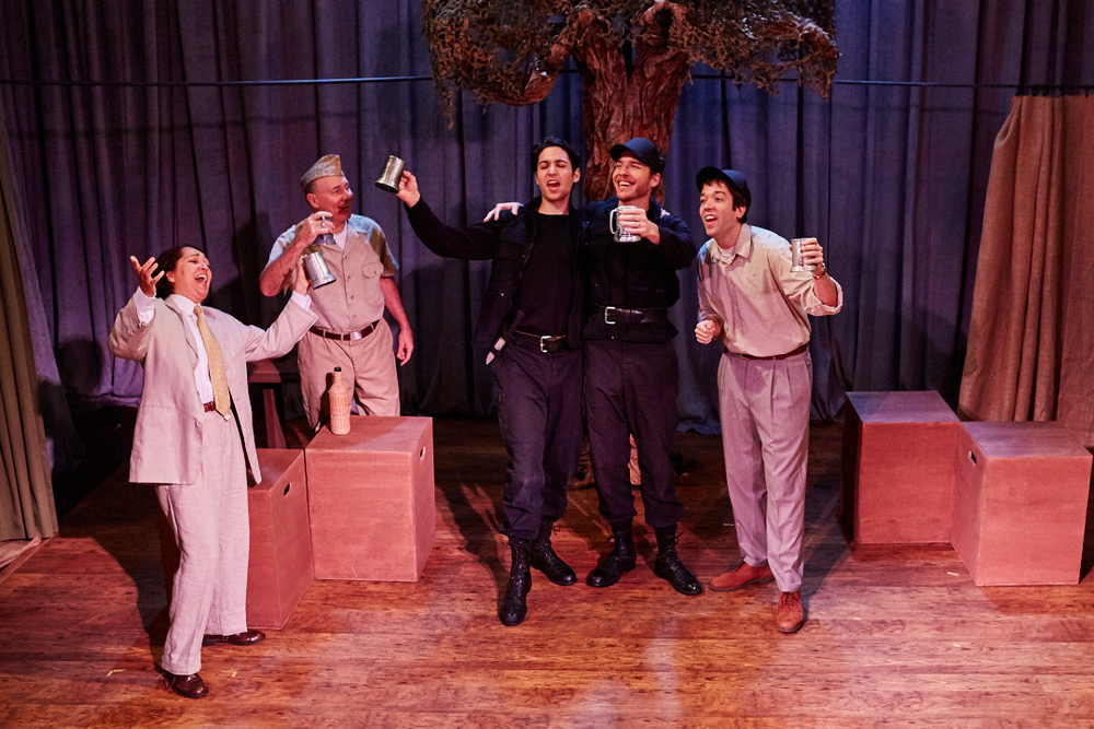 Photo by Gregg Le Blanc |  Othello    |  Arabian Shakespeare Festival