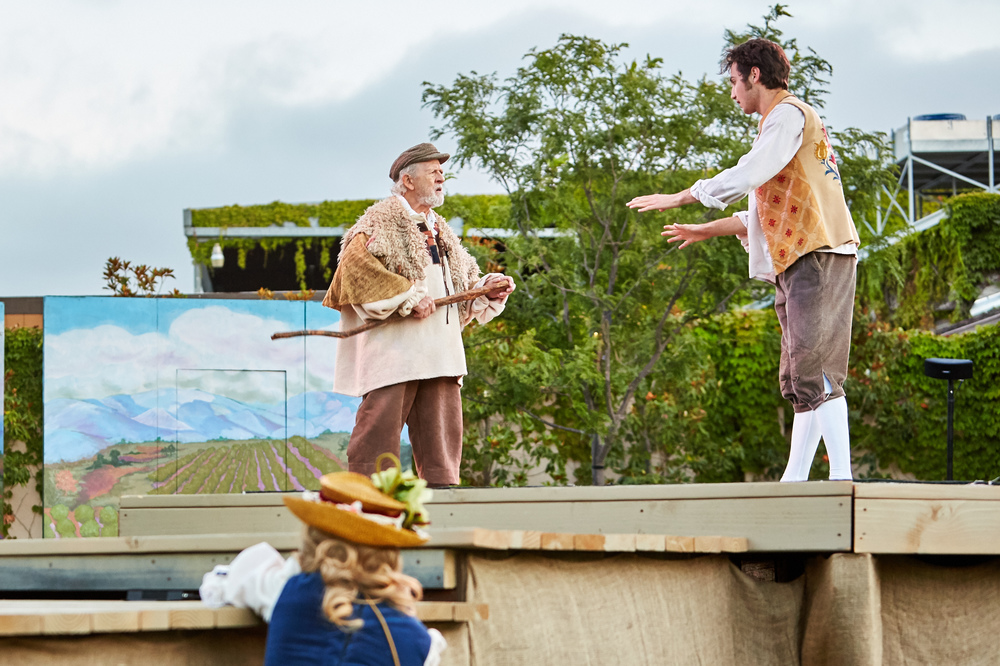 Photo by Gregg Le Blanc | As You Like It | Livermore Shakespeare Festival