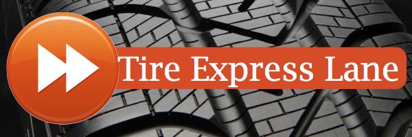 Tire Express Lane