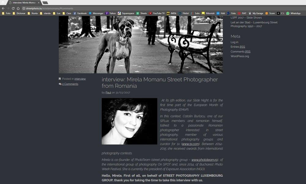 interview mirela momanu ishootcolors catalin burlacu