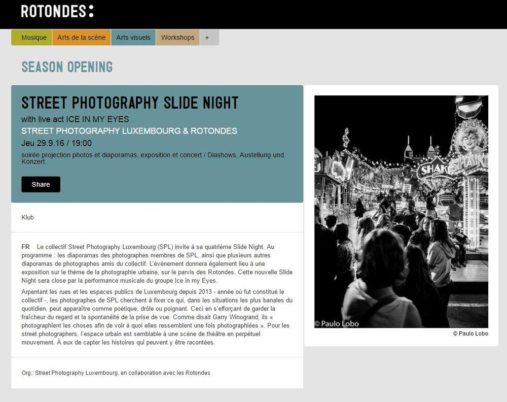 Catalin Burlacu - Street Photographer Luxembourg  - www.ishootcolors.com - Slide Night 2016 2.JPG