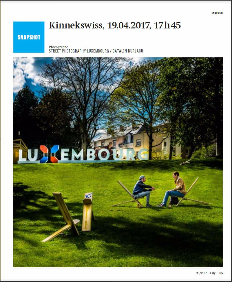 Catalin Burlacu - Street Photographer Luxembourg  - www.ishootcolors.com - citymag 1 june 2017.JPG