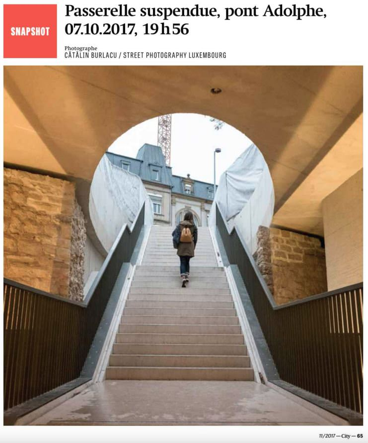 Catalin Burlacu - Street Photographer Luxembourg  - www.ishootcolors.com - citymag 1 november 2017.JPG
