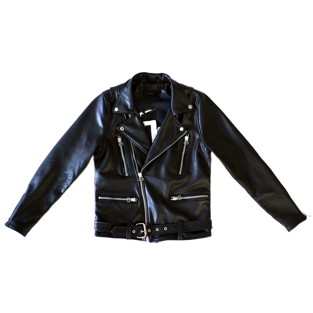 Black The Who Leather Front Square.png