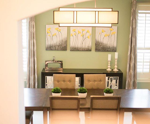 "While Spring is playing ""hide & seek"", we went ahead and got started lol! ⠀ .⠀ .⠀ .⠀ # jamesmatthewdesign #interiordesign #homedecor #interiors #luxe #wayfair #beautiful #homestyle #stylist #styling #home #austintx #buffet #diningroom #diningroomdecor #green #behr #behrpaint #gorgeous #photooftheday #hgtv #entrepreneur #startup #startuplife #smallbusiness #business #interiordesigner #interior_design #design"